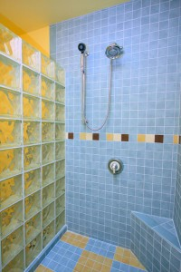 Tile Shower Detail 1