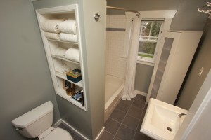 Glasson Bathroom Remodel