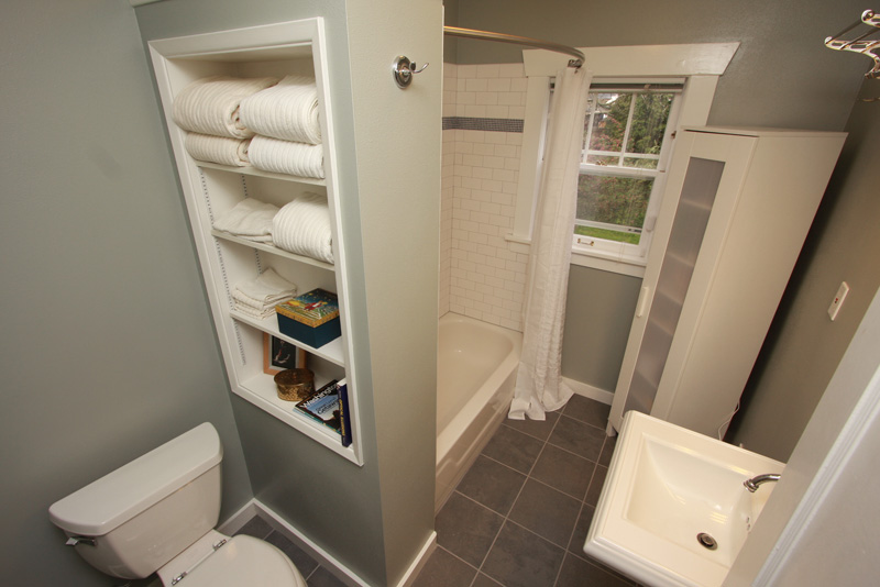 Northeast Portland Bathroom Remodel | Northwest Construction Craftsmen, Inc.
