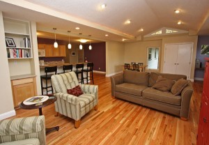 Residential Additional Interior View